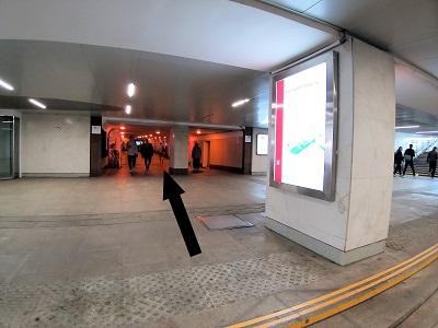 Выход из метро Сухаревская