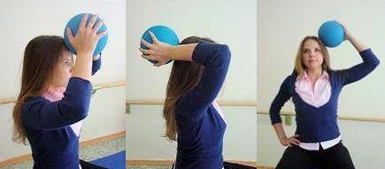 2.2. Изометрические упражнения для мышц шеи