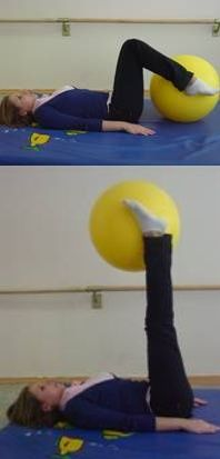 4.9. Поднимание мяча ногами